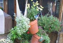 gardening / by Michele McLean