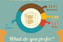 Paper infographics / Interesting insights on paper related issues.