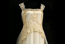 Vintage Styling / Vintage is the sign of old and lace and victorian / by SouthernGirl