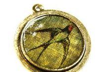 RESIN Pendants & Jewelry