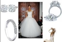 Wedding Day Jewelry / Beautiful jewelry for your wedding day.