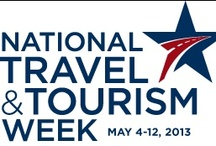"Travel & Tourism Week / ""The first full week of May is annually recognized as National Travel and Tourism Week, a tradition first celebrated in 1984. Localized events are presented in cities, states and travel businesses nationwide to champion the power of travel."" - US Travel Association www.ustravel.org"