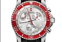 Swiss Army Watches at Alson Jewelers / Whether you're going around the corner or around the globe, classically styled Victorinox Swiss Army watches will make sure that you're equipped for life's adventures. / by Alson Jewelers