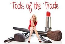 MUA tools of the trade / MUA tools that I can't live without