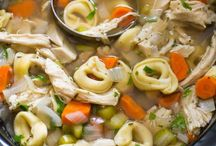Food: Soups & Sauces / All foods and recipes related to soups or sauces