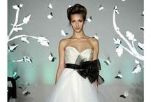 Black and White Wedding / Do you love the look of black and white?  We have all the inspiration you need for your wedding.