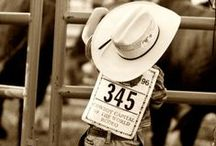 Rodeo Season / Find everything rodeo on this board!