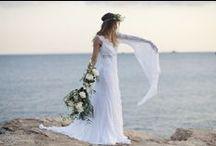 Naturally beautiful bridal dresses by Charo Ruiz