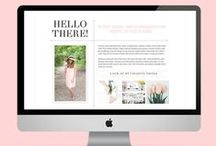 Info: Blog Design Tips / Anything related to blog design tips, education, and inspiration...