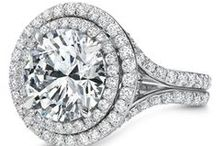 Split Shank Engagement Ring Settings / Browse our board on split shank engagement ring settings.  Call Alson Jewelers for more details, 216-464-6767 / by Alson Jewelers