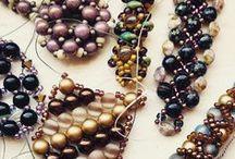 ROUNDUO® Beads / Fun projects and inspiration using Potomac Bead Company's 2-hole RounDuo bead!