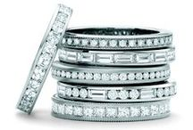 Diamond Eternity Wedding Bands / Browse our selection of diamond eternity wedding bands.  Call 216-464-6767 for more information.