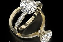 Yellow Gold Engagement Rings / Browse our collection of yellow gold engagement rings.  Call 216-464-6767 for more information,