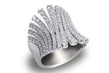 Diamond Right Hand Rings / Browse our collection of diamond right hand rings.  Call us at 216-464-6767 for more information.