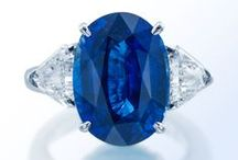 Sapphire Engagement Rings / Browse our selection of sapphire engagement rings.  Call us at 216-464-6767 for more information.
