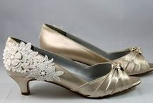 Wedding Heels / by Fairytale Shoes