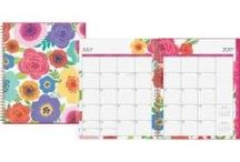 2018 PLANNER AND CALENDARS / Stay organized and on top of your busy schedule with a stylish planner or calendar!