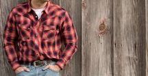 Wrangler for Men / Wrangler jeans are an iconic western staple for a reason-- they capture the tradition of the western culture and the style of today's modern cowboy all with one leather Wrangler patch. Shop everything a Wrangler man needs here!