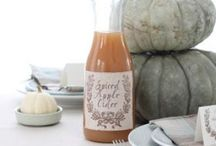 everything fall / Fall inspiration for decorating & entertaining