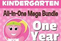 Kindergarten / Kindergarten, Kindergarten Teaching, Kindergarten Teachers, Kindergarten Worksheets, Kindergarten Activities, Kindergarten Materials, Kindergarten Teacher / by Have Fun Teaching