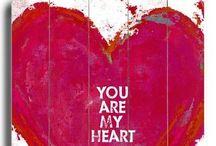 Hearts / by Leticia Kazemi