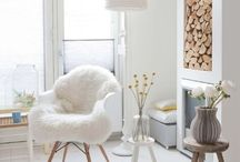 Interior decorating / Inspiration for home decorating