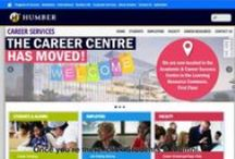 HUMBER CAREER SERVICES / Connecting employers to Humber students for career success