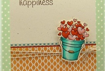 Buckets Of Love / by There She Goes Clear Stamps