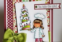A Little Treat / by There She Goes Clear Stamps