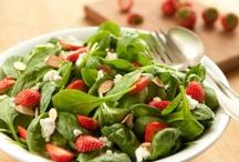 Salads / by Rebecca Cramm