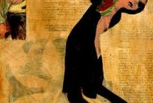 """COLLAGE  Art / 1er. MANIFIESTO Internacional del COLLAGE© (2005)                         de  Cris Acqua y Carmen Luna  Hacer COLLAGES es como  """"RECICLAR EL ALMA..."""" En éstos tiempos... que presumimos de """" todo"""" lo que tenemos... Del rabioso """" consumismo""""  de usar y tirar... De la sensación de INCONTEMPLAR la misma vida... Aparecemos un grupo de artistas que DECIMOS... Que el COLLAGE ES el ARTE , más vanguardista, el más creativo, el más libre... http://www.crisacqua.com http://www.carmen-luna.com"""