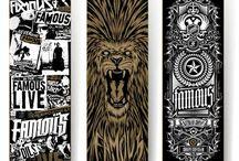 Skateboard, Snowboard & Surf style
