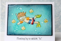 Aquaholics / by There She Goes Clear Stamps