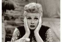 Sigh Love Lucy / #Ilovelucy #lucilleball #lucy #vintage  / by LaLa Lydia Stylemasters