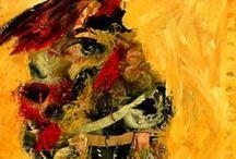 ORIGINALES Art / Obras originales  vanguardistas.