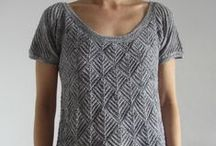Knitting... Top, Vest