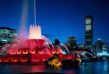 My home town Chicago is / by Carol Hultin