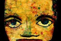 CARMEN LUNA Artist / Obras de Arte de la artista Carmen Luna