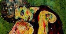 Art EXQUISITE / El artista crea sin cesar y a traves del tiempo, descubre que hay obras,  que tienen un alma particular. Yo le llamo ARTE Exquisito . ( Giovanna Di Arco- Comentarista  y  Coleccionista de Arte )  The artist creates endlessly through time and discovers that there are works that have a particular soul.  I call Exquisite ART.  (Giovanna Di Arco-Commentator and Art Collector)