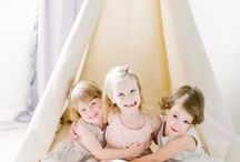 aniston's big girl bedroom / Room design, styling, and decorating tips and ideas aniston's little girl room.