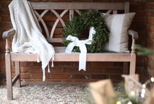 fall to winter decorations / Conflicted about decorating for Christmas before Thanksgiving? You'll love these fall to winter decorations. / by Julie Blanner