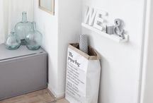 HOME DECOR - Hallway / Things I love for the hallway.