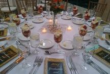 Receptions / Here is a look at several different wedding receptions at the Hall of State