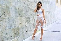 White Hot / Neutral shades are elegant, always stylish and sophisticated. Shop the latest fashion trends @ www.hotmiamistyles.com