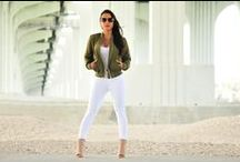 Layer it up! / Shop the latest fashion trends @ www.HotMiamiStyles.com