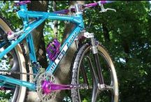 Retro Mountain Bikes / My next bike rebuild project: Klein Mantra -- 80's & 90's Classics - Bikes // Frames // Bling // Anodised Components // CNC Components --