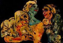 GOYA . / Francisco GOYA  por  Carmen Luna.
