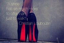 my sole obsession / You can tell much about a person by the style of shoe they are wearing.   / by WYSIWYG ~~