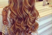hair / by Alicia Croker