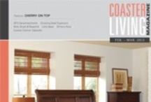 Coaster Living Digital Magazine / Stay up to date with the latest color, fabric and furniture trends. Learn DIY tasks, get the inside tips on furniture care taking, stay current with Coaster's calendar of events and so much more! / by Coaster Company